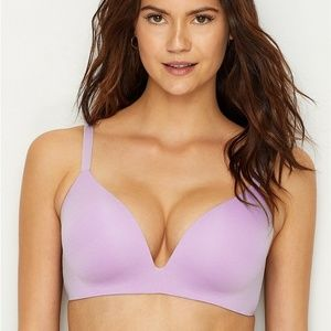 NWT! b.tempt'd by Wacoal Wire Free Push Up Bra